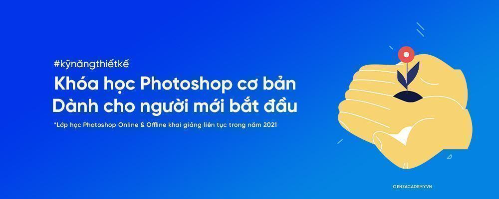 banner khoa hoc photoshop co ban